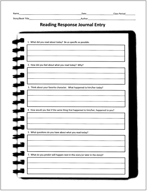 graphic organizers for teaching literature and reading
