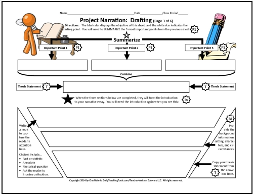 more graphic organizers for teaching writing