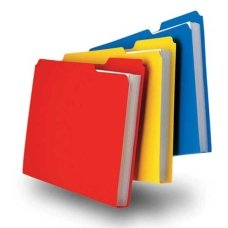 Which color folder should I present my essay in? What color folder gets the best grades?